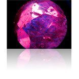 Glass Fracture Ruby